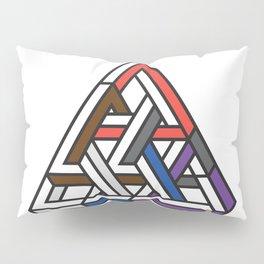 Triangular Pillow Sham