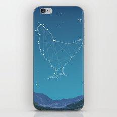 Gallus Major iPhone & iPod Skin