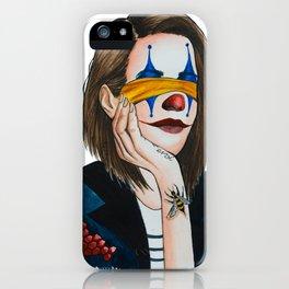Ally Mayfair-Richards iPhone Case