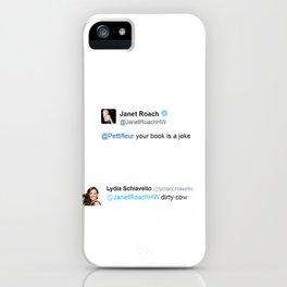 The #Lydiot Range iPhone Case