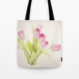 Spring Blush Tote Bag