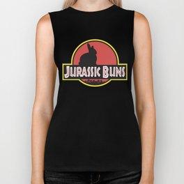 JURASSIC BUNS Biker Tank