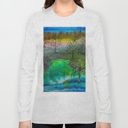 A Walk with Trees Long Sleeve T-shirt