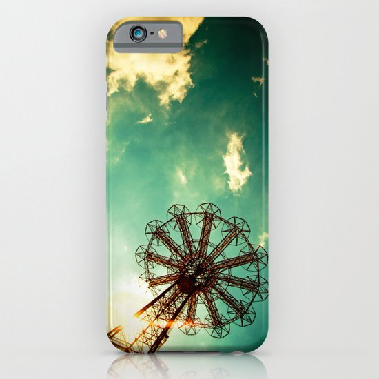 Catch The Wind iPhone & iPod Case