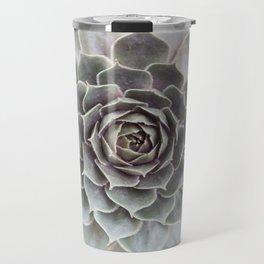 Succulent burst Travel Mug