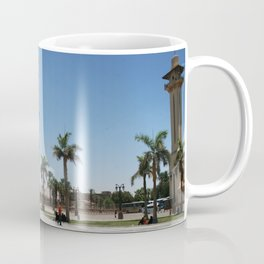 Temple of Luxor, no. 21 Coffee Mug