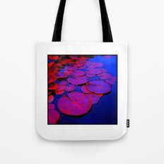 lily pads I Tote Bag