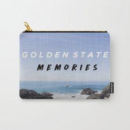 Golden State Memories at Laguna Beach Carry-All Pouch