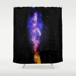 Energy & Love Shower Curtain