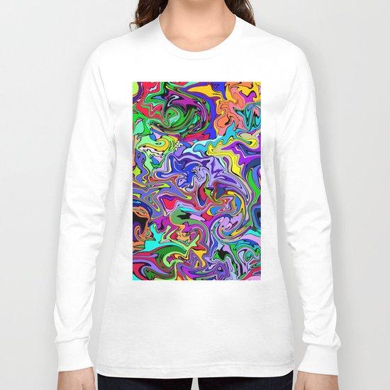 Abstract 23 Long Sleeve T-shirt