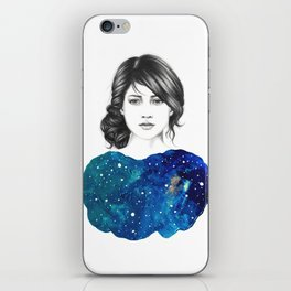CARINA iPhone Skin