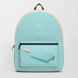 Ice Cream Cyan Backpack