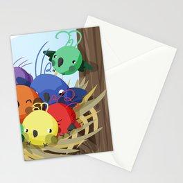Candy Birds Stationery Cards