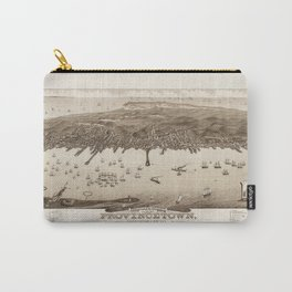 Map of Provincetown 1882 Carry-All Pouch