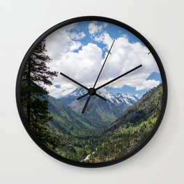 Cashmere Wall Clock