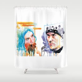You know me Shower Curtain