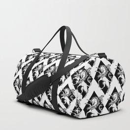 unicorn coat of arms Duffle Bag