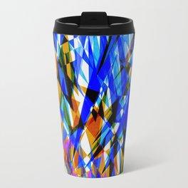 Abstract design - pattern - Travel Mug