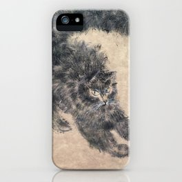 StayAlone iPhone Case