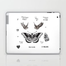 Tattoo à la Harry Laptop & iPad Skin