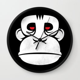 The Great Ape Wall Clock