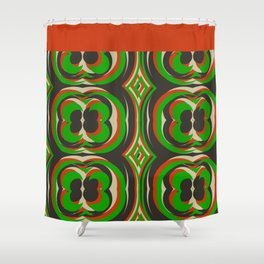 '70s TAPESTRY Shower Curtain