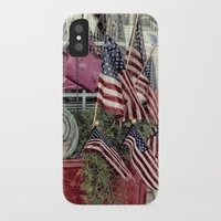 patriotic iPhone & iPod Cases featuring Patriotic by Colleen G. Drew