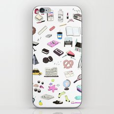 I Would Rather Just Hang Out With You iPhone & iPod Skin