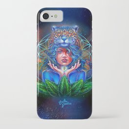 Earth Mother iPhone Case