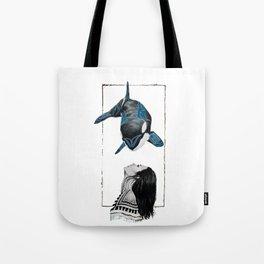 Haida Orca Tote Bag