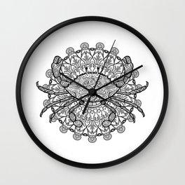 Cancer Mantra Wall Clock