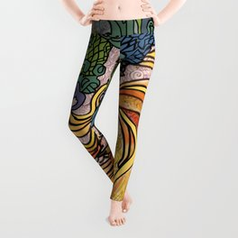 NINETEEN SEVENTY-SIX Leggings