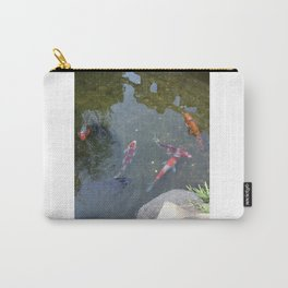 Don't Need To Be Koi, Roy Carry-All Pouch