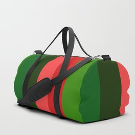 Christmas color chart Duffle Bag