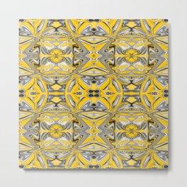 Phillip Gallant Media Design - Pattern XII June 21 2020 By Phillip Gallant Metal Print