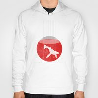 hunting Hoodies featuring Japan's Hunting by ScottLaserowPosters