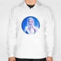frozen elsa Hoodies featuring Elsa by Joe Roberts