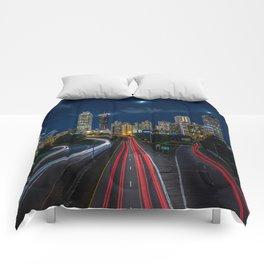 Atlanta Skyline Comforters