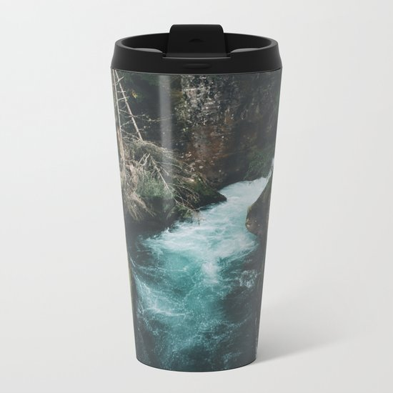 Avalanche Creek Metal Travel Mug