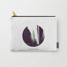 Stay Classy, New York Carry-All Pouch