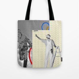 The Cover Up Tote Bag