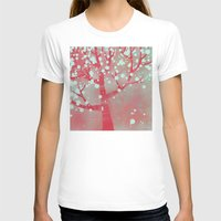 blossom T-shirts featuring Blossom by Nic Squirrell