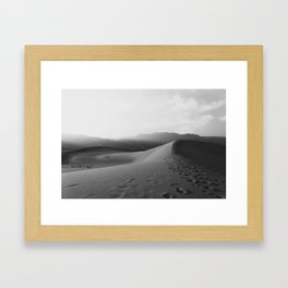Sand Dunes, CO Framed Art Print