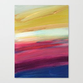 Summers Dance Canvas Print