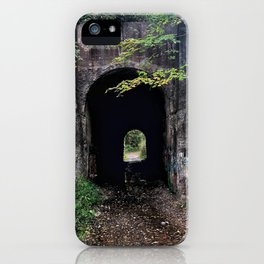 The Screaming Tunnel iPhone Case