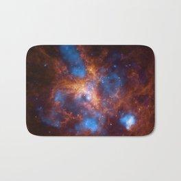 Tarantula Nebula Bath Mat