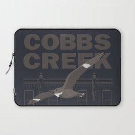 Cobbs Creek Philly Laptop Sleeve