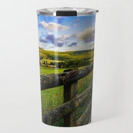 Evening Landscape Travel Mug