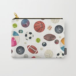 Sports fever Carry-All Pouch