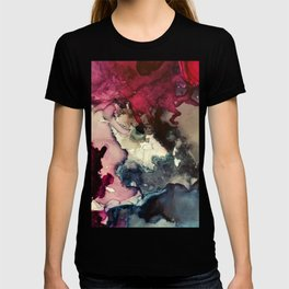 Dark Inks - Alcohol Ink Painting T-shirt
